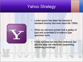 Women casting PowerPoint Template - Slide 11