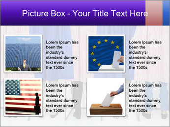 Women casting PowerPoint Templates - Slide 14
