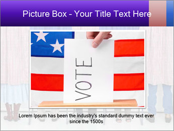 Women casting PowerPoint Template - Slide 16