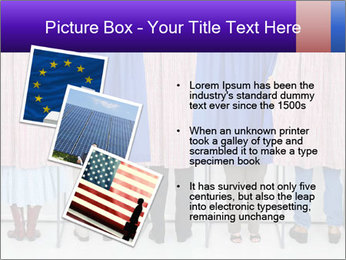 Women casting PowerPoint Templates - Slide 17
