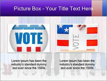 Women casting PowerPoint Template - Slide 18