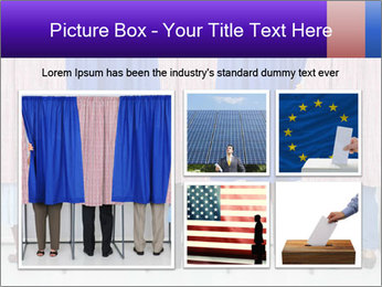 Women casting PowerPoint Templates - Slide 19