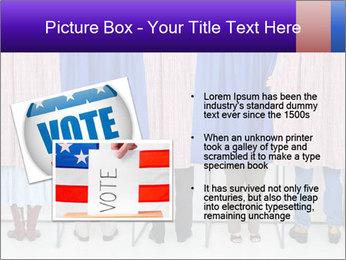 Women casting PowerPoint Template - Slide 20
