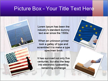 Women casting PowerPoint Templates - Slide 24