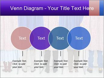 Women casting PowerPoint Template - Slide 32