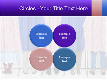 Women casting PowerPoint Templates - Slide 38