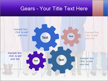 Women casting PowerPoint Templates - Slide 47