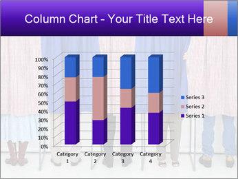 Women casting PowerPoint Template - Slide 50