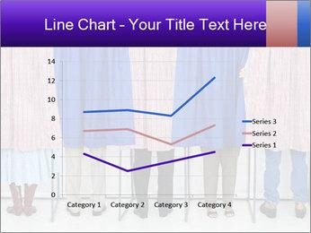 Women casting PowerPoint Template - Slide 54