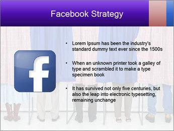 Women casting PowerPoint Template - Slide 6