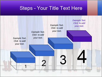 Women casting PowerPoint Templates - Slide 64