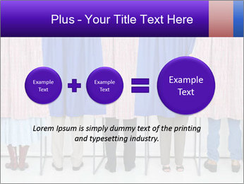 Women casting PowerPoint Templates - Slide 75