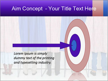 Women casting PowerPoint Templates - Slide 83