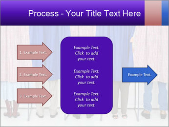 Women casting PowerPoint Templates - Slide 85
