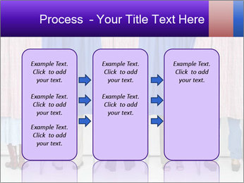 Women casting PowerPoint Templates - Slide 86