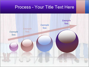 Women casting PowerPoint Templates - Slide 87