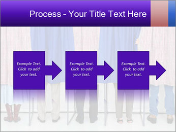 Women casting PowerPoint Templates - Slide 88