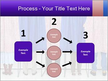 Women casting PowerPoint Template - Slide 92