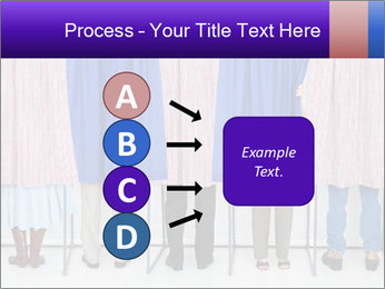 Women casting PowerPoint Template - Slide 94