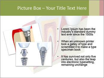 Anatomy of healthy teeth PowerPoint Template - Slide 20