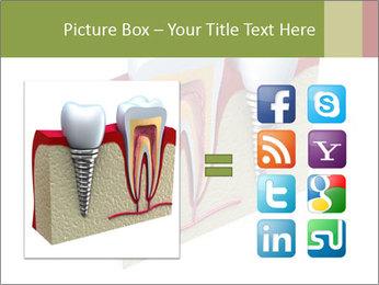 Anatomy of healthy teeth PowerPoint Template - Slide 21
