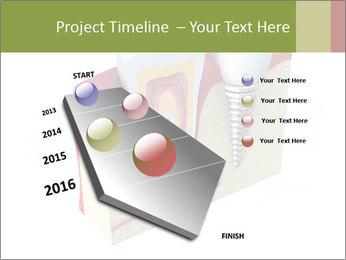 Anatomy of healthy teeth PowerPoint Template - Slide 26