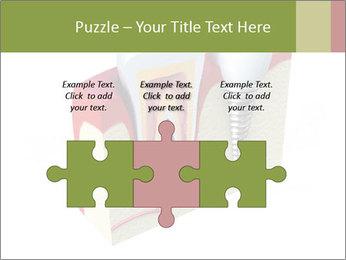 Anatomy of healthy teeth PowerPoint Template - Slide 42