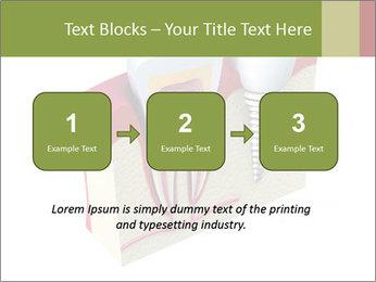 Anatomy of healthy teeth PowerPoint Template - Slide 71