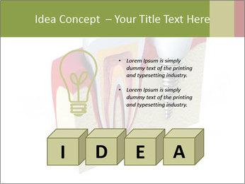 Anatomy of healthy teeth PowerPoint Template - Slide 80