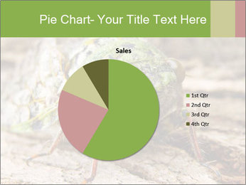 Green Cicada PowerPoint Template - Slide 36