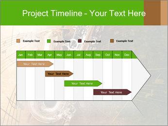 Retro Sax PowerPoint Template - Slide 25