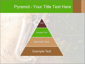 Retro Sax PowerPoint Template - Slide 30