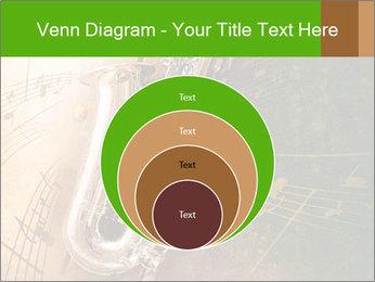Retro Sax PowerPoint Template - Slide 34