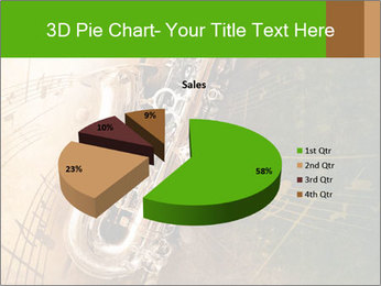 Retro Sax PowerPoint Template - Slide 35