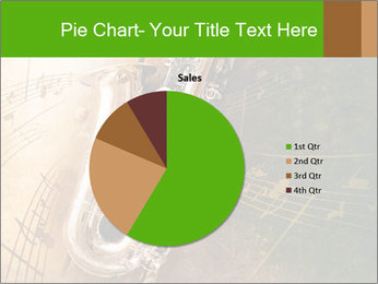 Retro Sax PowerPoint Template - Slide 36