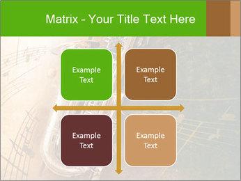 Retro Sax PowerPoint Template - Slide 37