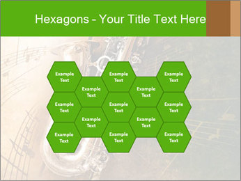 Retro Sax PowerPoint Template - Slide 44