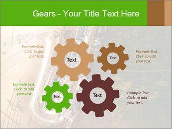 Retro Sax PowerPoint Template - Slide 47