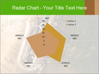 Retro Sax PowerPoint Template - Slide 51