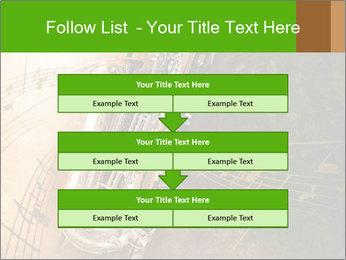 Retro Sax PowerPoint Template - Slide 60