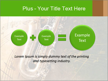 Retro Sax PowerPoint Template - Slide 75