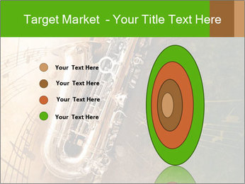 Retro Sax PowerPoint Template - Slide 84