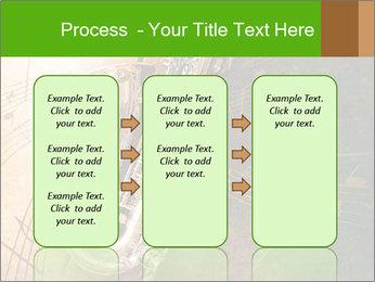 Retro Sax PowerPoint Template - Slide 86