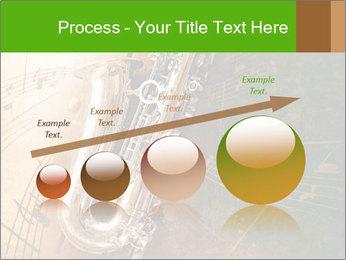 Retro Sax PowerPoint Template - Slide 87