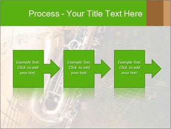 Retro Sax PowerPoint Template - Slide 88