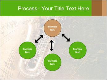 Retro Sax PowerPoint Template - Slide 91