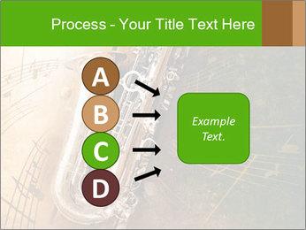 Retro Sax PowerPoint Template - Slide 94