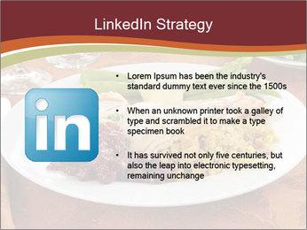 Turkey dinner PowerPoint Templates - Slide 12