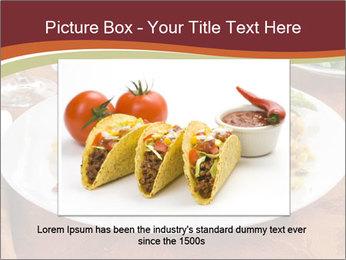 Turkey dinner PowerPoint Templates - Slide 15