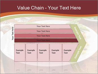 Turkey dinner PowerPoint Templates - Slide 27